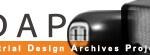 インダストリアルデザイン・アーカイブズ研究プロジェクトの特設サイトを制作しました