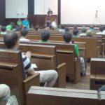 WordCamp Kansai 2016 講堂の様子