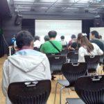 WordCamp Kansai 2016 セミナーの様子